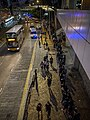 Queue to memorial Marco Leung Ling-kit in Admiralty view 20200615.jpg
