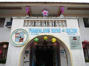 Quezon, Nueva Vizcaya - Municipal hall