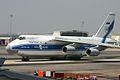 RA-82046 Antonov An.124 Volga Dnepr (8447276259).jpg