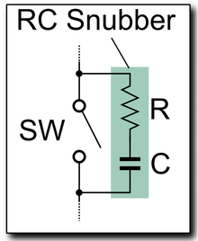 snubber wikipedia p-channel mosfet relay switch circuit Solid State Relay Circuit