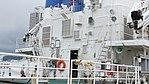 ROV hangar of JCG Tosa(PL-08) right rear view at Port of Kobe July 23, 2017.jpg