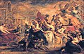 RUBENS anversa osterriethuis the rape of the sabine woman 1634-36 56 x 87 cm.jpg