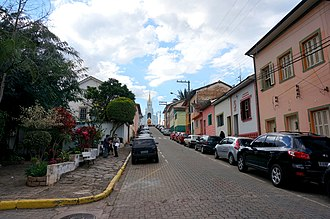 São Luiz do Paraitinga - Historical Center of São Luiz do Paraitinga