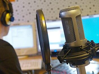 English: Radio Corax inhabits high standard in...