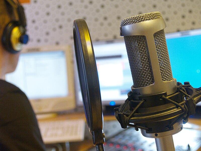 Technik von Radio Corax