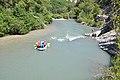 Rafting sur le Verdon Calme avant tempête.jpg