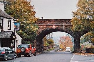 Lazonby village and civil parish in Cumbria, UK