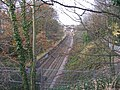 Railway line looking towards Headingley Station - geograph.org.uk - 620992.jpg