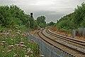 Railway line near St Helens - geograph.org.uk - 904258.jpg