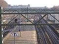 Railway network, near Den Haag Centraal - panoramio.jpg