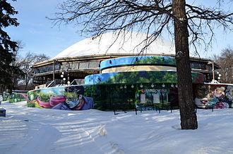 Rainbow Stage - Rainbow Stage in Kildonan Park