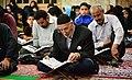 Ramadan 1439 AH, Qur'an reading at Razavi Mosque, Isfahan - 27 May 2018 09.jpg