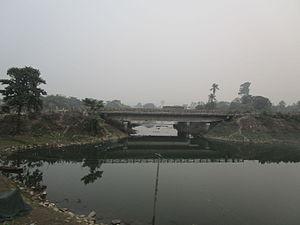 Kishanganj - Ramzan River at Kishanganj