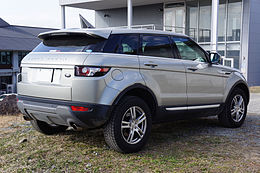 Range Rover Evoque Rear Japan.JPG