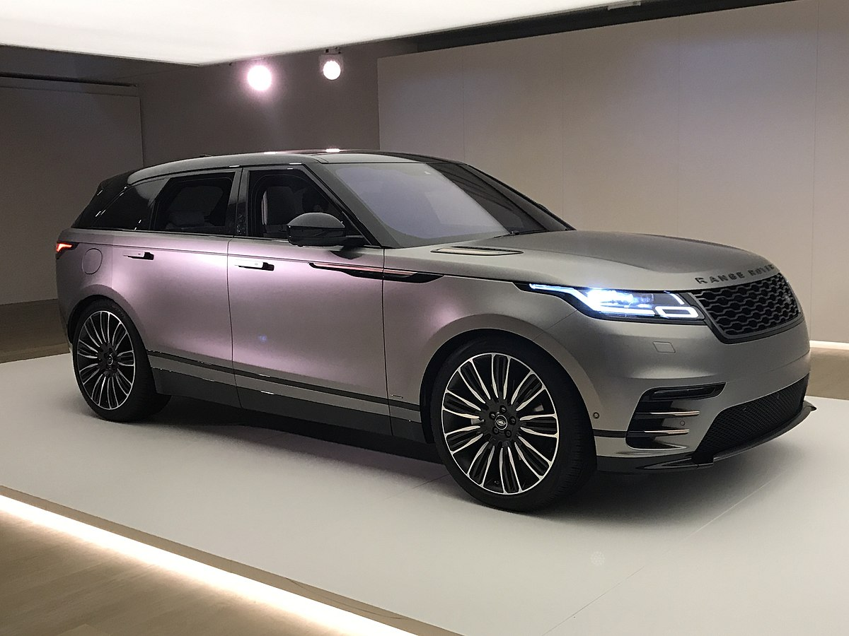 range rover velar wikipedia. Black Bedroom Furniture Sets. Home Design Ideas