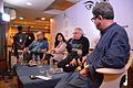 Ranjan Bandyopadhyay Discusses - Bitarka Na Hale Sahitya Janaprya Haina - Apeejay Bangla Sahitya Utsav - Kolkata 2015-10-10 5416.JPG