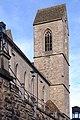 Rapperswil - Stadtpfarrkirche - Glockenturm - Schlosstreppe 2012-11-01 16-03-35.JPG