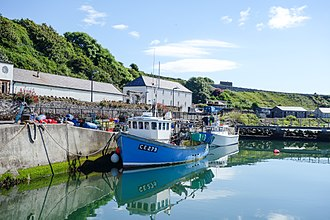 Rathlin Island - Rathlin Island harbour