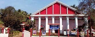 Curchorem - Ravindra Bhavan in Curchorem
