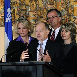 Raymond Bachand Canadian politician