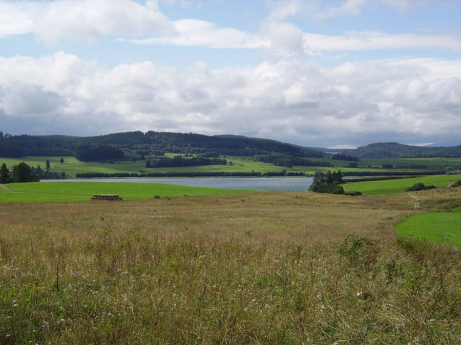 Slezská Harta Dam