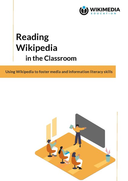 File:Reading Wikipedia in the Classroom - Booklet.pdf