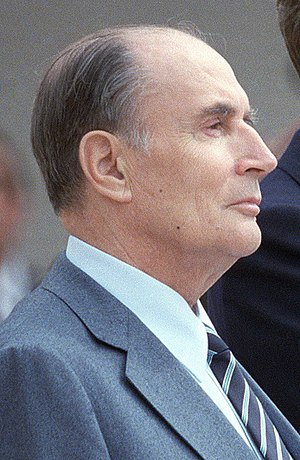 Mitterrand, François (1916-1996)