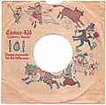 Record Sleeve (Reverse) for 7 inch CAMEO-KID.JPG