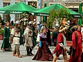 Reenactment of the entry of Casimir IV Jagiellon to Gdańsk during III World Gdańsk Reunion - 025.jpg