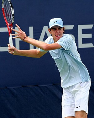 Reilly Opelka - Opelka at the 2013 US Open