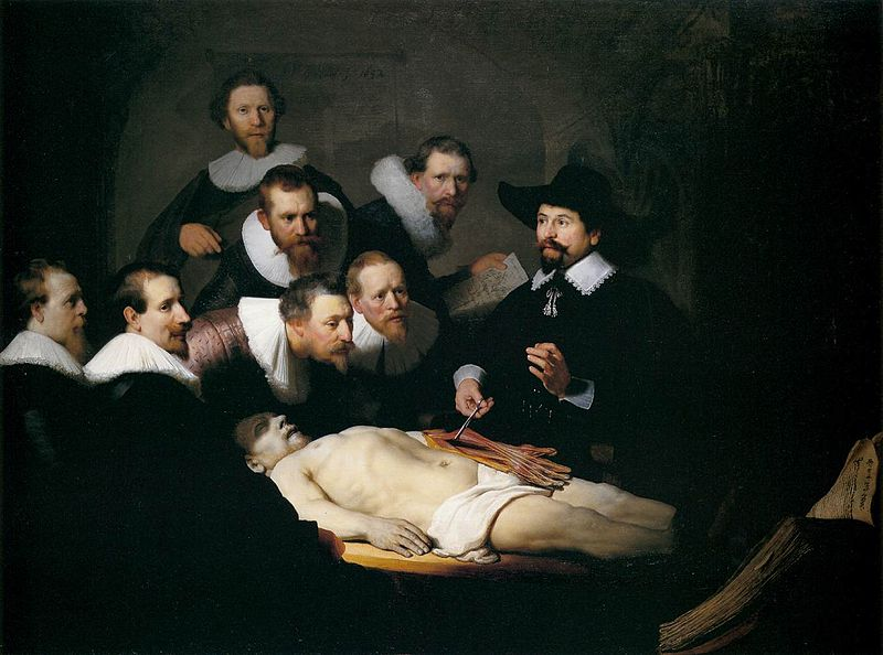Archivo:Rembrandt - The Anatomy Lecture of Dr. Nicolaes Tulp ...