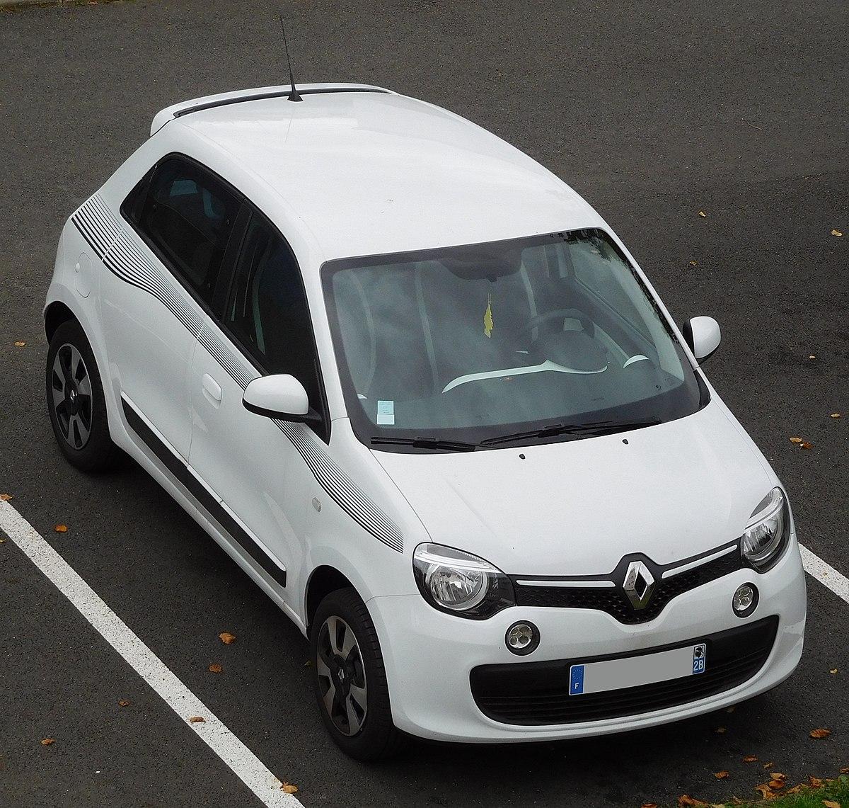 Renault Twingo: Вікіпедія
