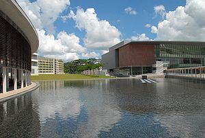 Republic Polytechnic - The Republic Polytechnic campus