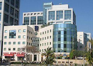 Reshet - Reshet studio building in Tel Aviv