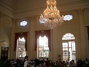 Restaurant in Bath, Somerset.
