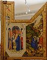 Retable de la crucifixion-La présentation au temple et la fuite en Egypte-Melchior Broederlam-MBA Dijon.jpg