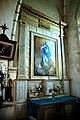 Retable du transept sud de l'église Saint-Vincent de Beuzeville-la-Bastille.jpg