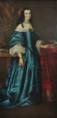 Retrato de D. Mariana Lemercier (c. 1650) - António Pereira (fl. 1628-57), Colecção D. Bernardo António da Costa de Sousa de Macedo (Mesquitella).png