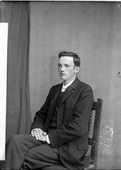 Revd Hughes, Llansannan (CM)