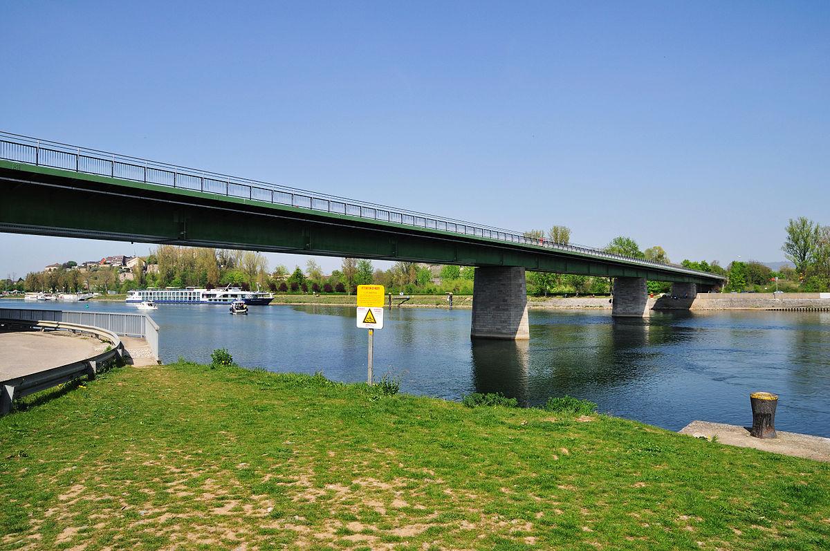 Rheinbrücke Breisach–Neuf-Brisach – Wikipedia