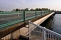 Rheinbruecke Kanal Flusskraftwerk Vogelgruen, Breisach–Neuf-Brisach 01 10.jpg