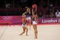 Rhythmic gymnastics at the 2012 Summer Olympics (7915592594).jpg