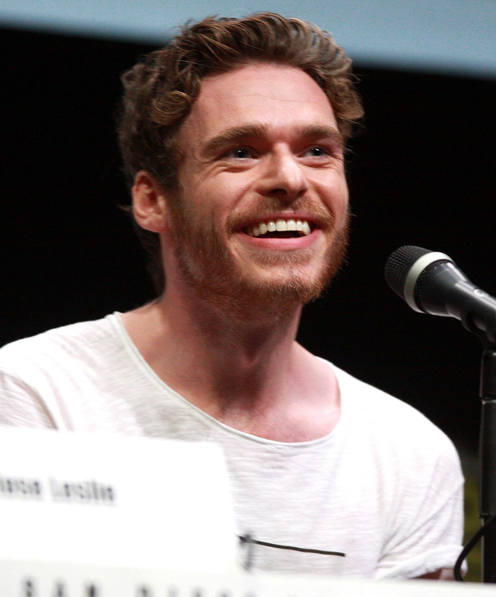 Richard Madden by Gage Skidmore