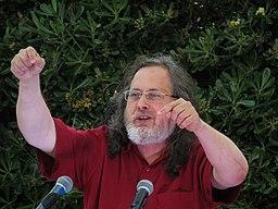 Richard Stallman at CommonsFest Athens 2015