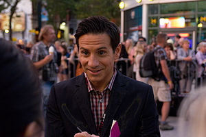 Rick Campanelli - Campanelli at the 2011 Toronto International Film Festival