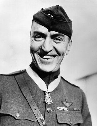 Flying ace - Eddie Rickenbacker was an American fighter ace in World War I and Medal of Honor recipient, with 26 aerial victories.