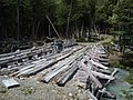 Ricketty Bridge on Pass to Lago Desierto (3259947815).jpg