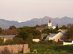 Riebeek West
