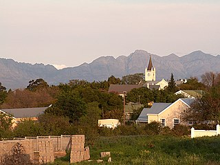Riebeek West Place in Western Cape, South Africa