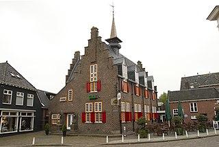 Tubbergen Municipality in Overijssel, Netherlands